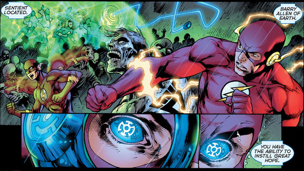 7 Best Times DC Characters Used Power Rings – Page 8