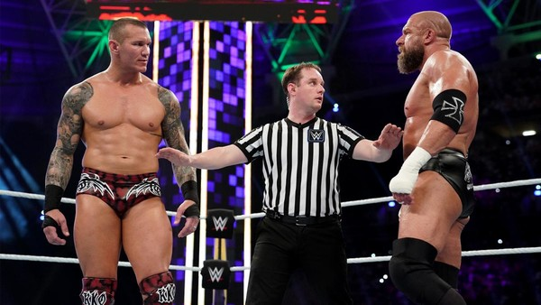 Triple H Randy Orton Super ShowDown