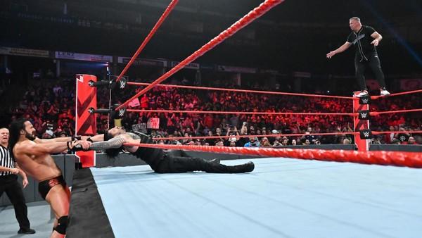 Raw WWE