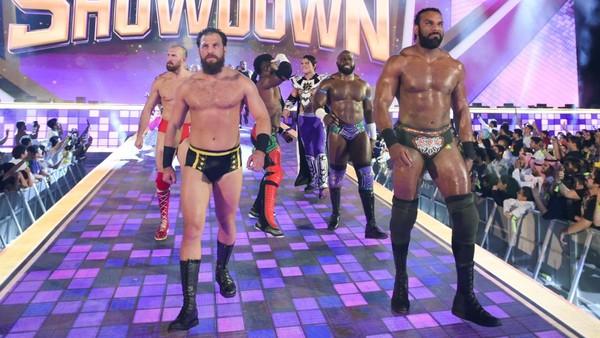 Super Showdown Battle Royal