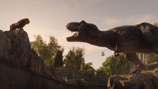 Jurassic World Fallen Kingdom Ending