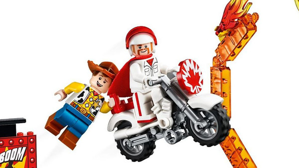 Duke Caboom LEGO Toy Story 4