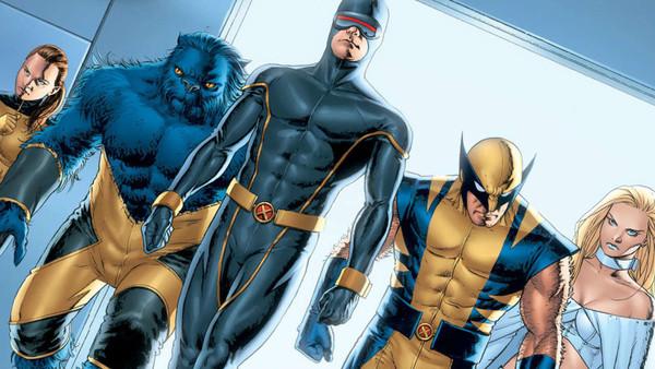X-Men Comics