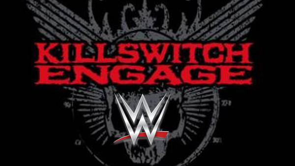 Killswitch Engage WWE
