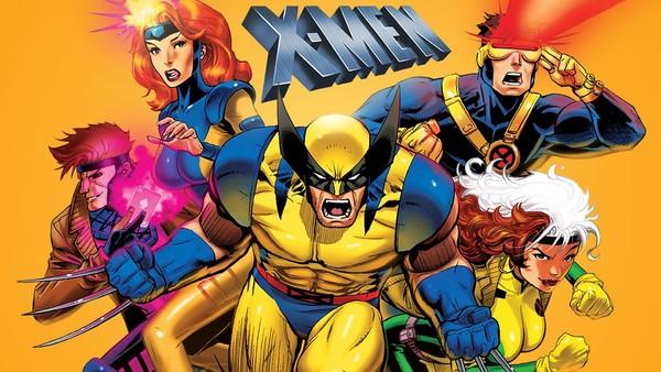 X Men 1992