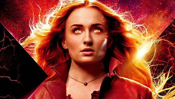 Dark Phoenix Jean Grey Sophie Turner
