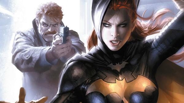 Batgirl Unmasked