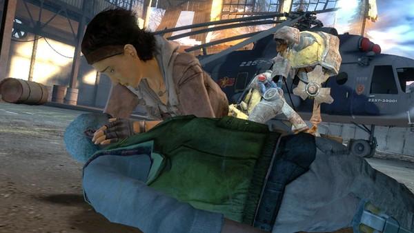 Half-Life 2 Episode 2 Eli Dead