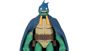 TMNT Batman Michaelangelo Batman