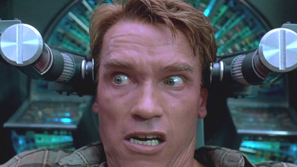 Total Recall Arnie