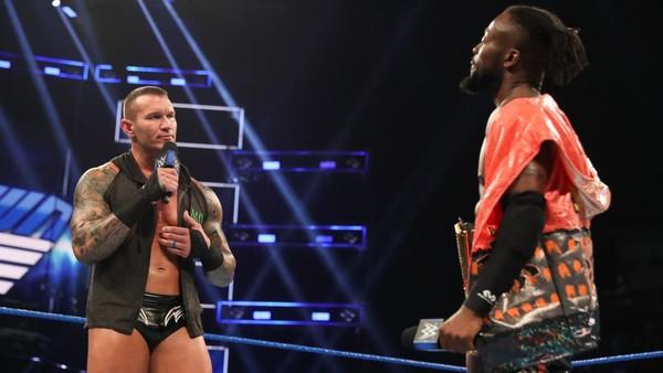 Randy Orton Kofi Kingston