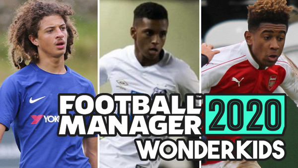 Football Manager 2020: 10 Expected Wonderkids You Must Sign