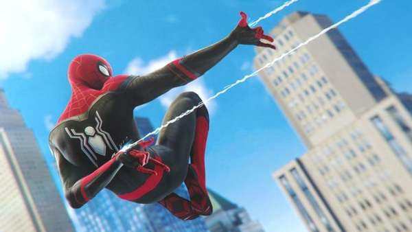 Spider-Man: Far From Home DLC Coming To Spider-Man PS4