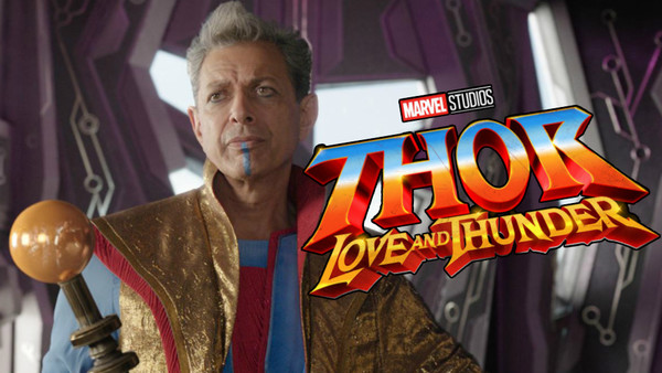 Grandmaster Thor Love and Thunder