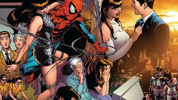 Spider-Man Peter Parker Spider Monster