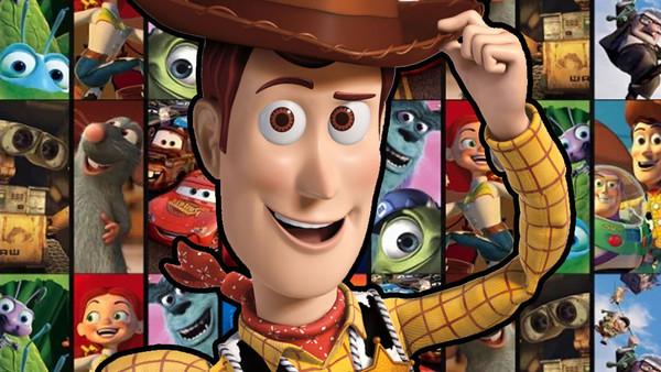 Every Pixar Ranked