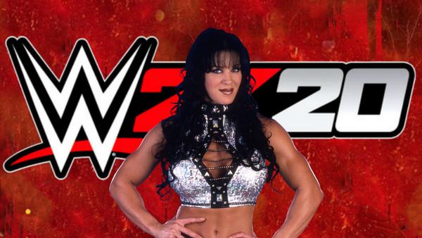 WWE 2K20 Chyna