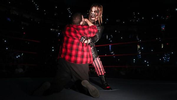 Mick Foley Bray Wyatt