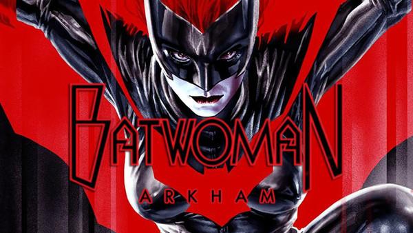 Batwoman Arkham