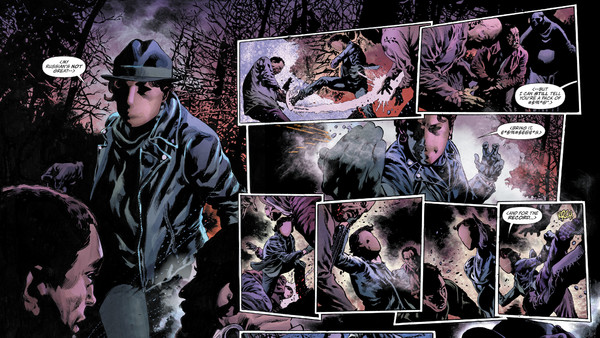 Lois Lane 1 Renee Montoya Question
