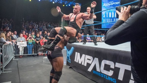 Impact Wrestling Brian Cage