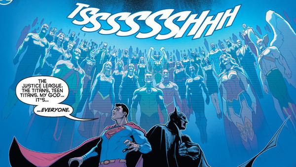 Year of the Villain Batman/Superman