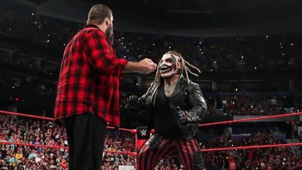 Bray Wyatt Mick Foley