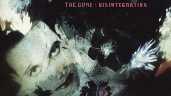 the cure disintegration