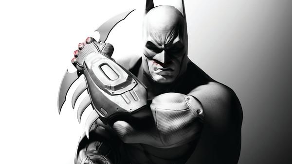 Batman Arkham City Batarang