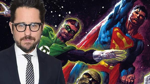 J.J. Abrams Superman Green Lantern DCEU