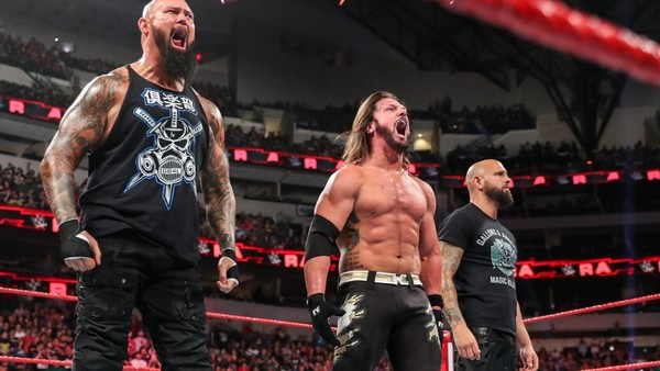 AJ Styles The Club