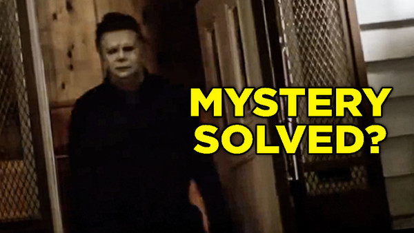 Halloween 2020 Myers Basement Fire Halloween (2018) Theory: How Michael Myers Survived