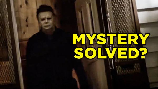 Halloween 2018 mystery