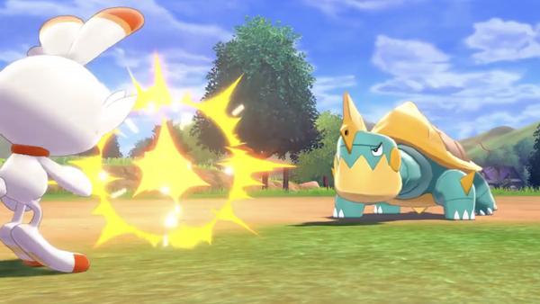 Dreadknaw Pokemon Sword and Shield