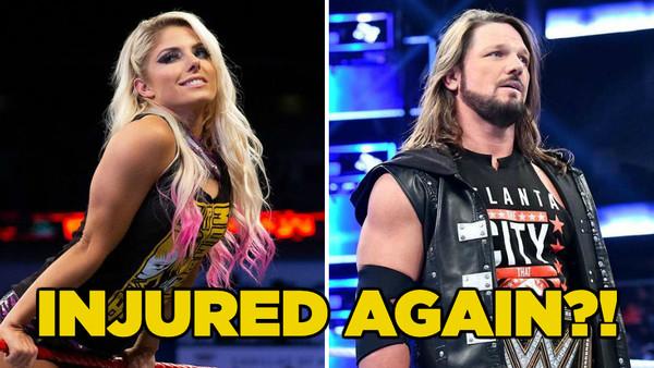 AJ Styles Alexa Bliss