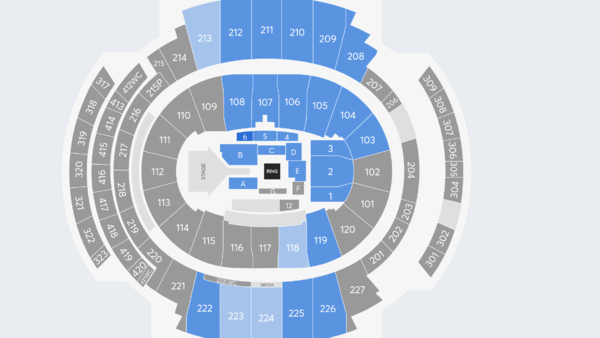 Report Wwe S Madison Square Garden Ticket Sales Are Not Good