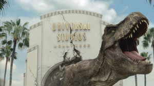 Universal Hollywood Jurassic World