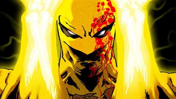 Iron Fist Blood