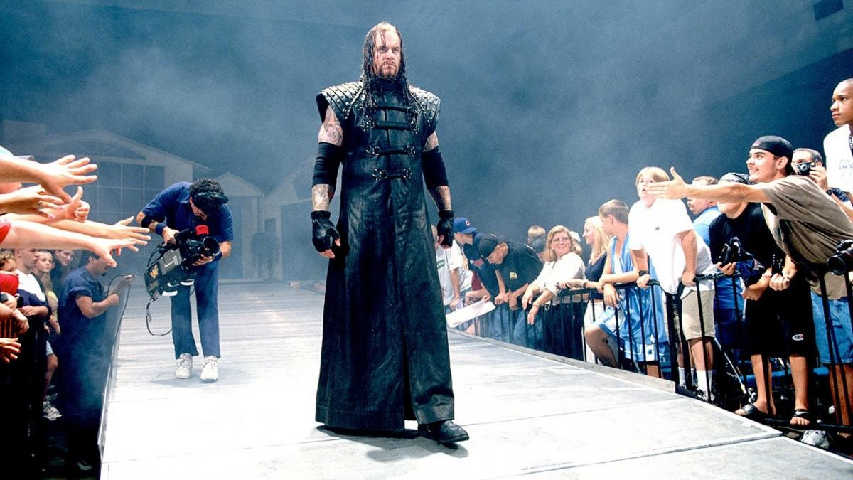The Undertaker's Best Attires - Ranking Every Single Look From ...