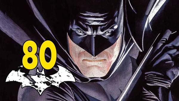 Batman 80 Moments