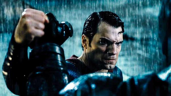 Batman V Superman Henry Cavill