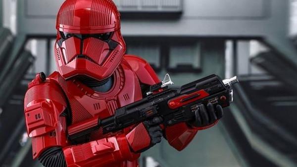 Star Wars Sith Trooper