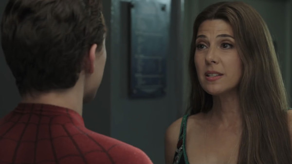 Spider-Man Far From Home Marisa Tomei Aunt May