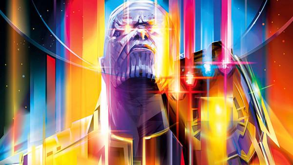 Thanos Art Empire