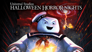 Universal Halloween Horror Nights Ghostbusters