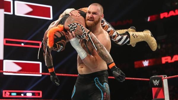 Sami Zayn 'Shoots' On WWE Raw Reunion