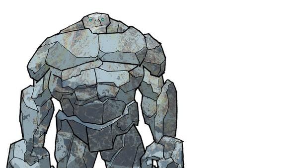 Legion of Super Heroes Blok