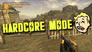 Fallout New Vegas Hardcore Mode