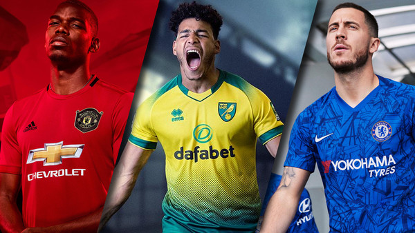 check out 600bb ba249 Premier League 2019/20: Every Home Kit Ranked!