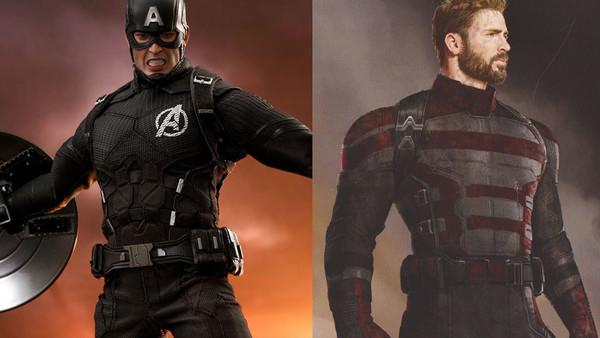 Captain America Concepts